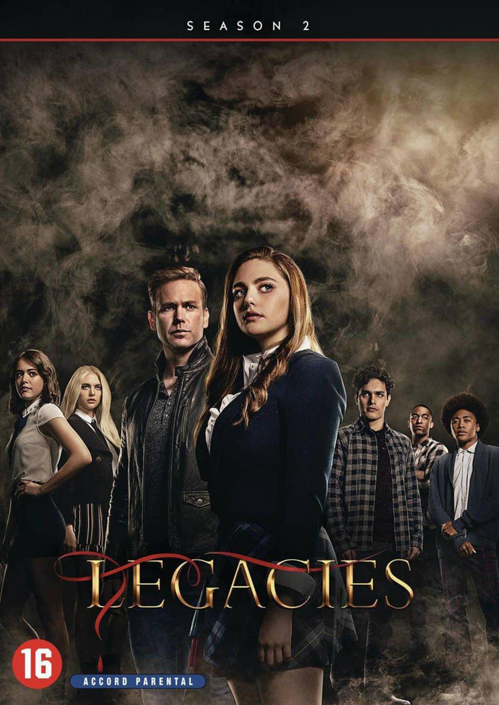 Legacies - Seizoen 2 (DVD)