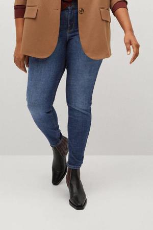 low waist super skinny jeans Andrea blue