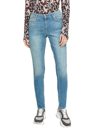 slim fit jeans lichtblauw
