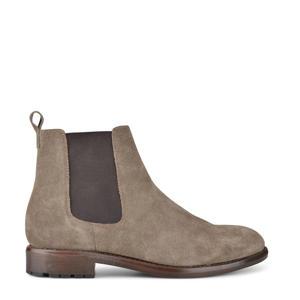 Zauu  suède chelsea boots beige