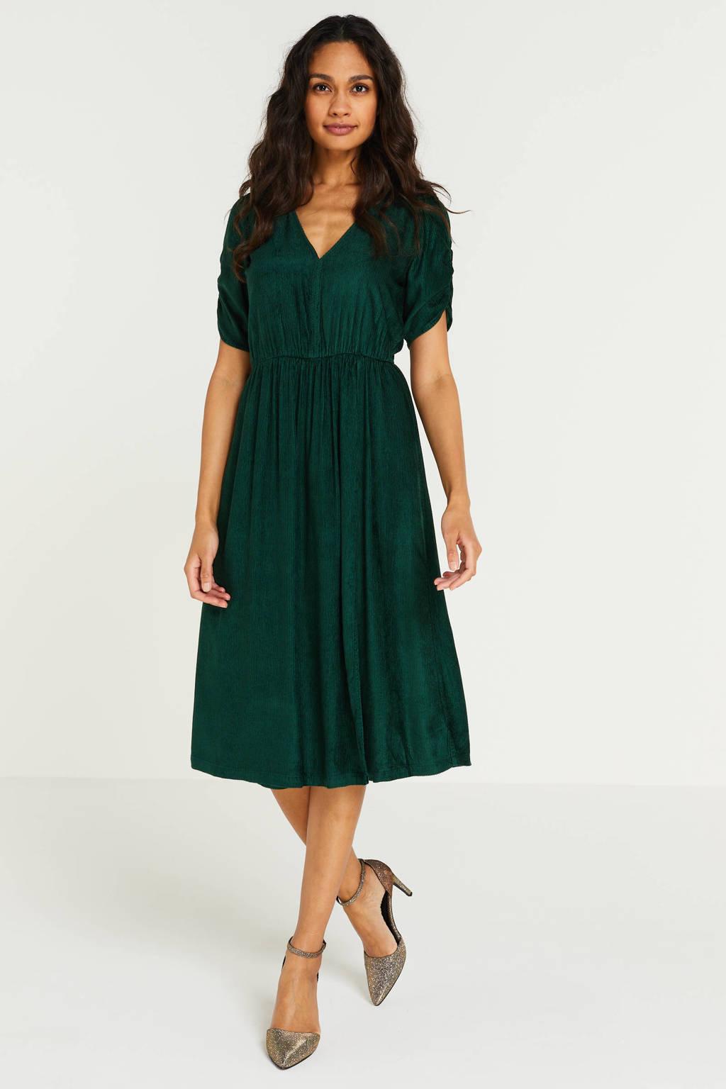 GAP jurk pine green, Pine green