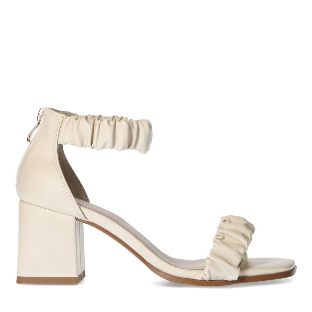 Sacha   sandalettes off white, Ecru/Off white