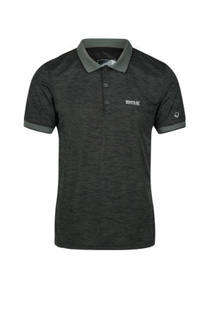 outdoor polo Remex donkergroen