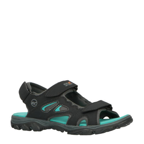 Regatta Holcombe Vent outdoor sandalen grijs/blauw