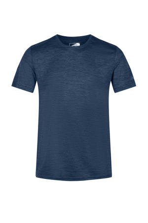 outdoor T-shirt Fingal donkerblauw