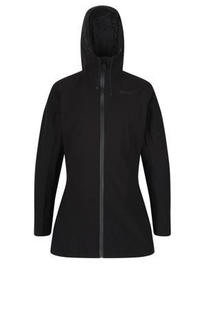 outdoor jas Pulton zwart