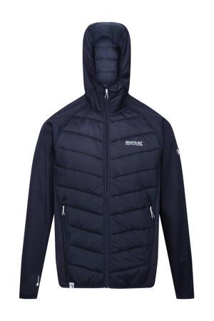 outdoor jas Andreson donkerblauw