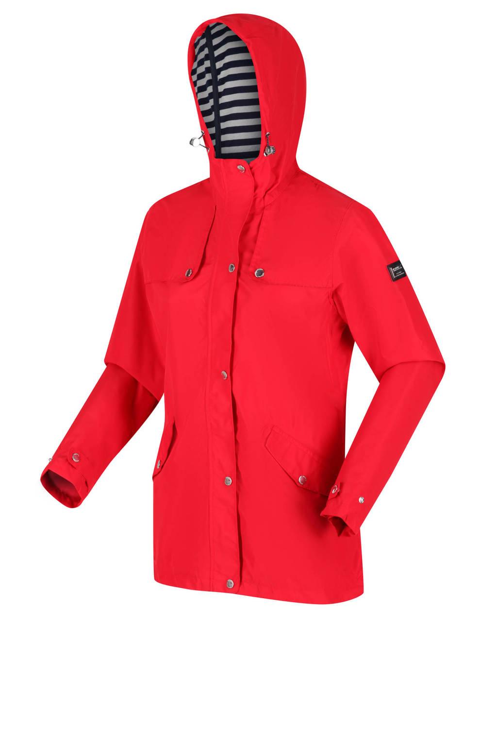 Regatta outdoor jack Bertille rood, Rood