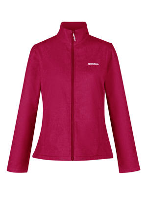 outdoor softshell jack Connie donkerroze