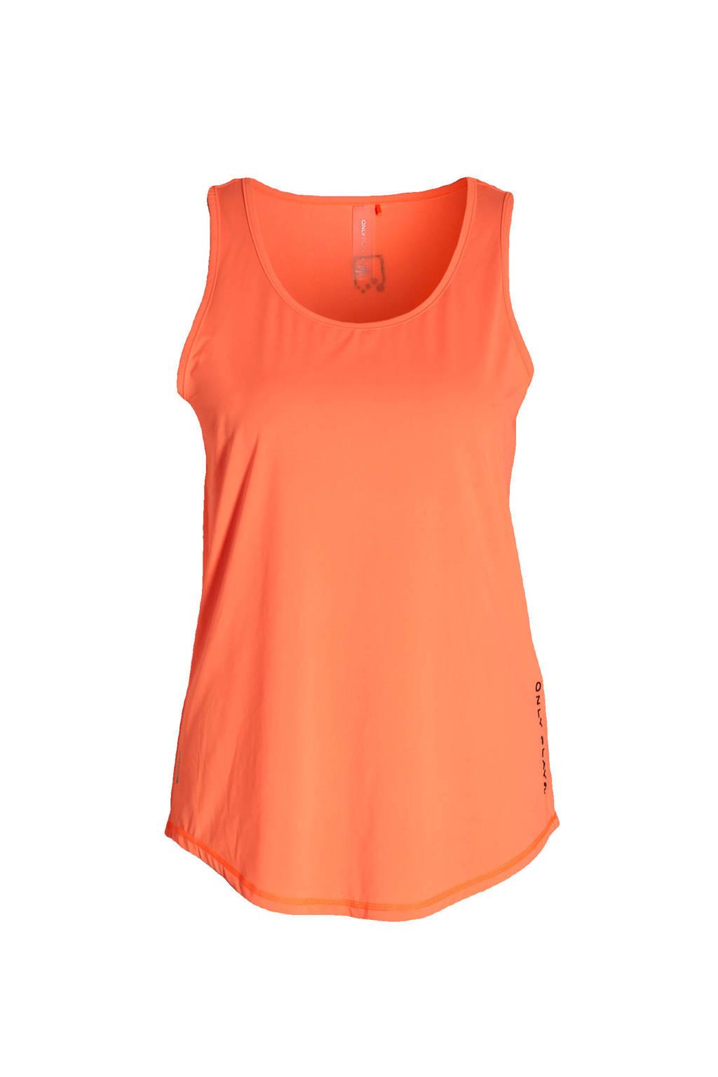 ONLY PLAY sporttop oranje, Oranje