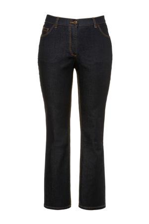 high waist bootcut jeans Marie dark denim