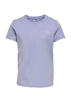 sport T-shirt Clarisa lavendel