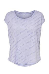 ONLY PLAY sport T-shirt Ara lila, Lila
