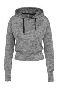 ONLY PLAY sportsweater Metea grijs melange, Grijs melange