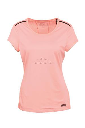 sport T-shirt Ivy roze