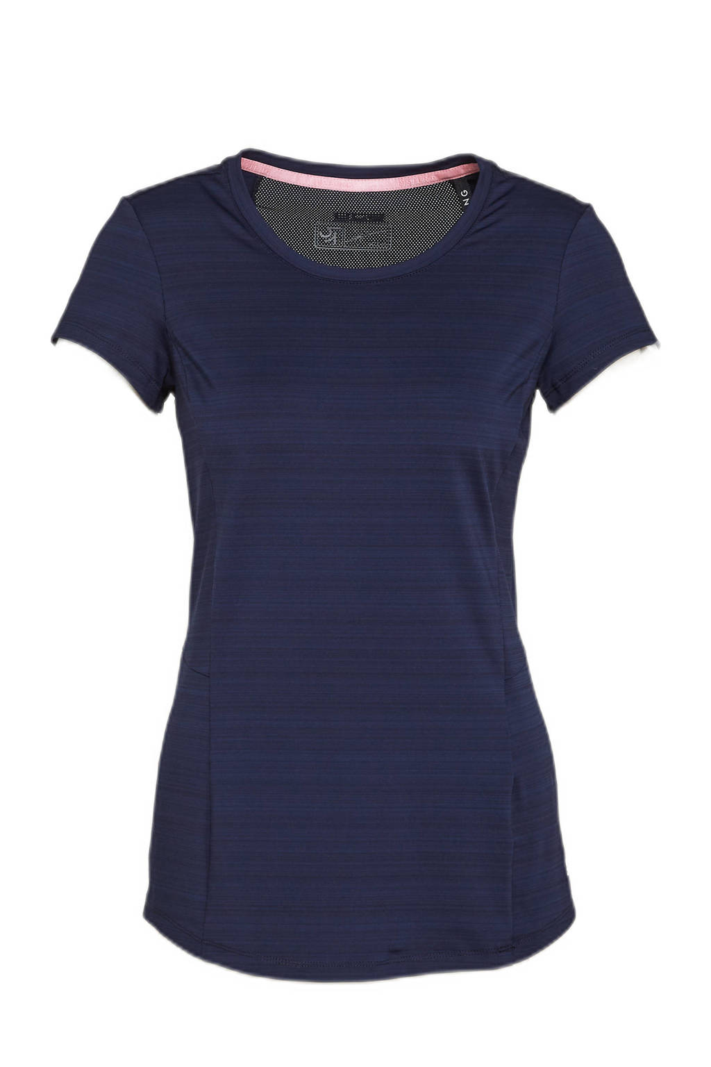 Sjeng Sports sport T-shirt Adelyn donkerblauw, Donkerblauw