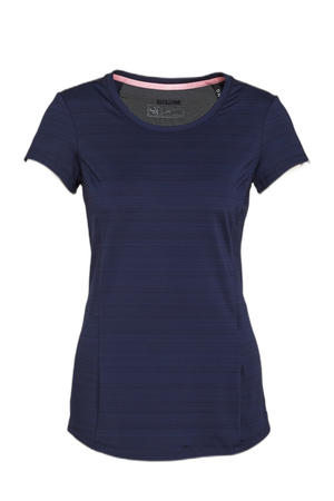sport T-shirt Adelyn donkerblauw