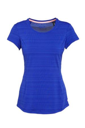 sport T-shirt Adelyn blauw