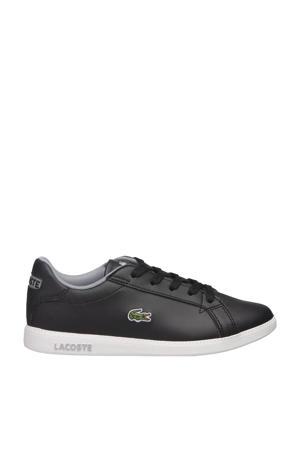 Graduate 0721 sneakers zwart/grijs