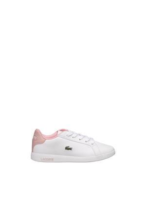 Graduate 0721 sneakers wit/roze