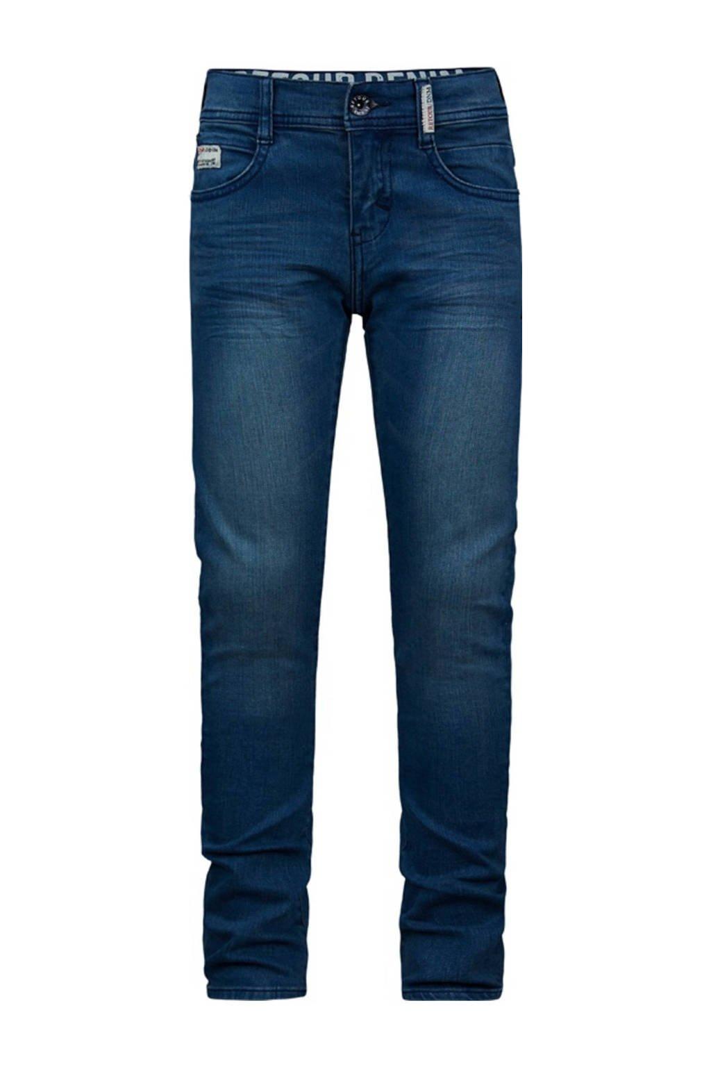 Retour Denim slim fit jeans Rover medium blue denim, Medium blue denim