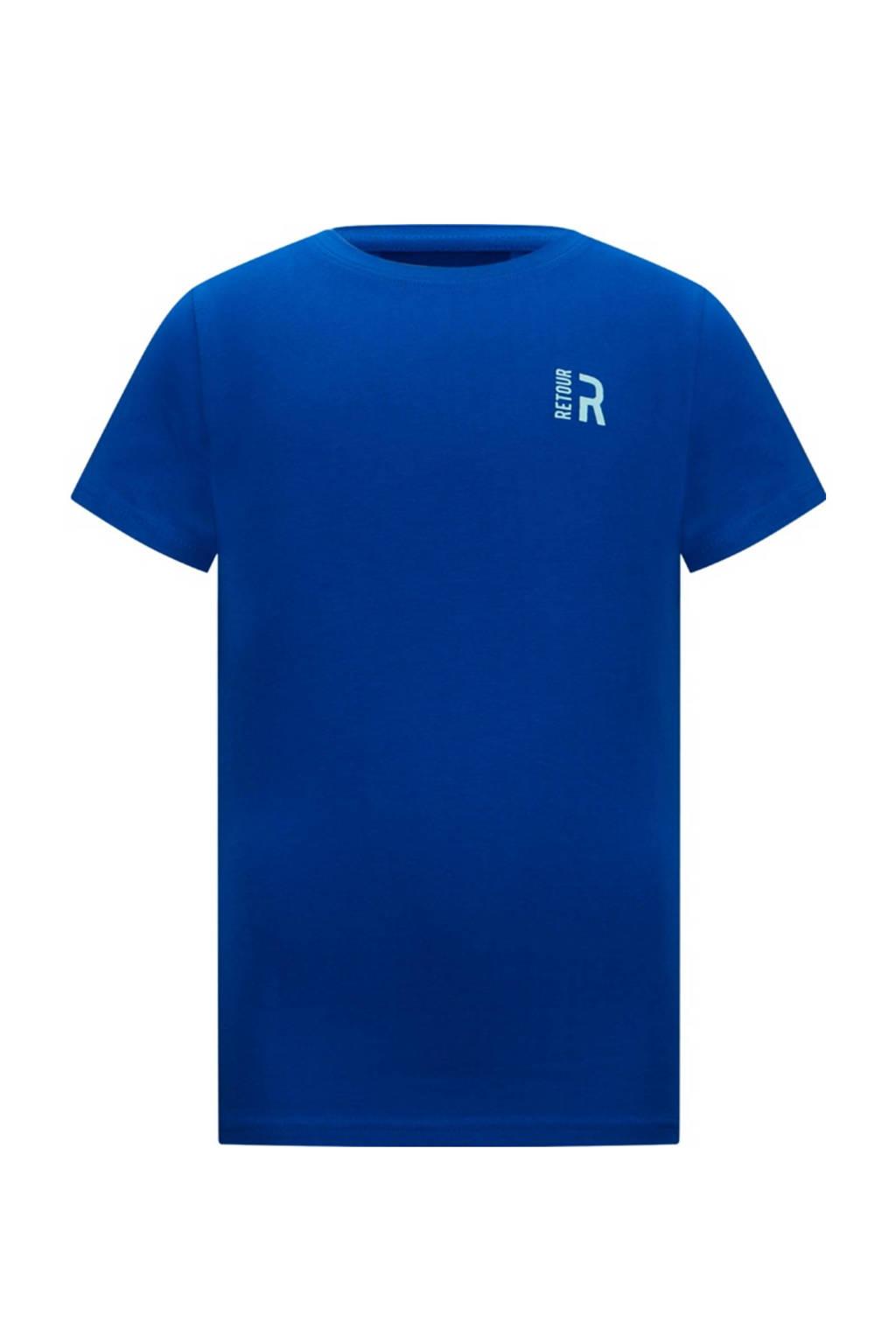 Retour Denim T-shirt Corneel hardlbuaw, Hardlbuaw