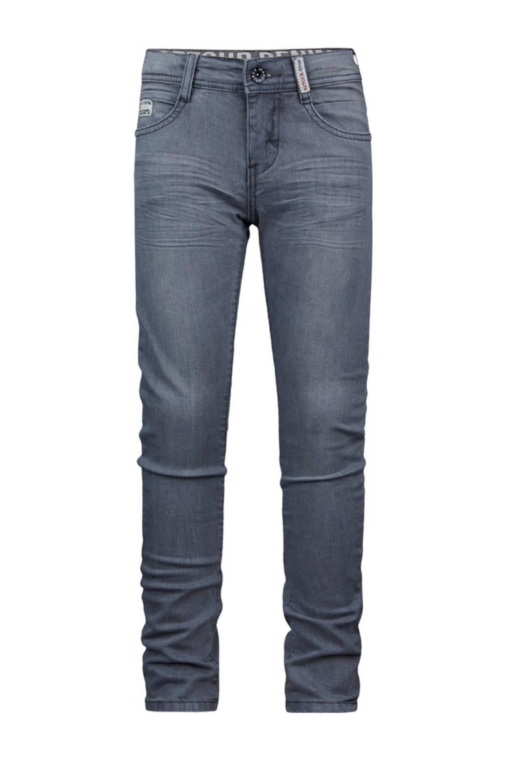 Retour Denim slim fit jeans Rover light grey denim, Light Grey Denim