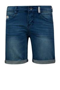 Retour Denim slim fit jeans bermuda Elan medium blue denim, Medium blue denim