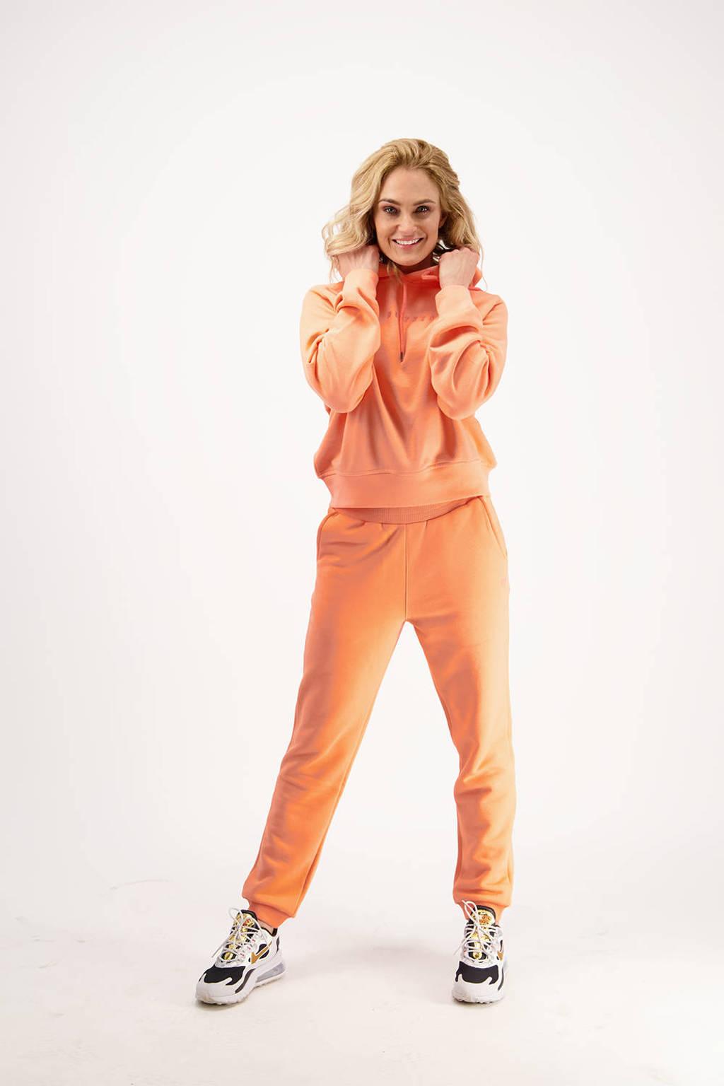 Raizzed loose fit broek Sanny peach glow, Peach Glow