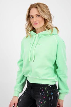 hoodie Nadine fresh neon green