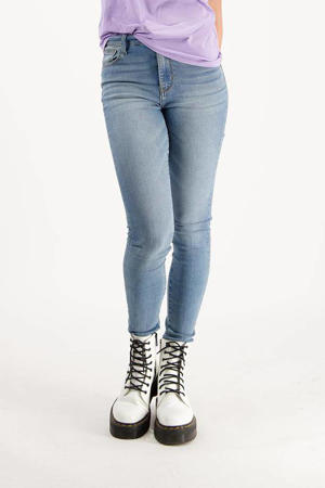 skinny jeans Blossom mid blue stone