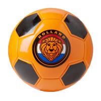 State of Football   Holland voetbal oranje/zwart maat 5, Oranje/zwart