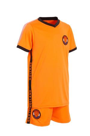 Holland T-shirt + short oranje