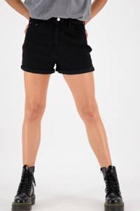 Raizzed high waist jeans short SIERRA zwart, Zwart