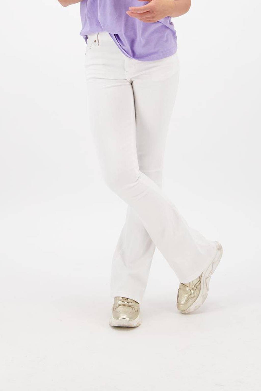 Raizzed flared jeans SUNRISE wit, Wit