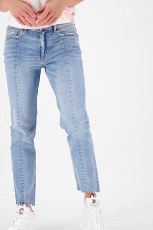 high waist slim fit jeans DAWN vintage blue