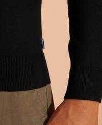 Superdry trui zwart, Zwart