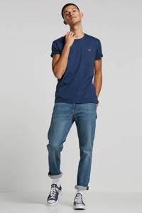 Levi's T-shirt donkerblauw, Donkerblauw