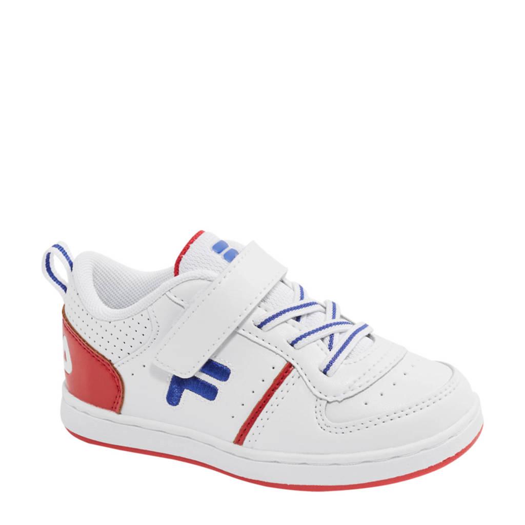 Fila   sneakers wit/rood/blauw, Wit