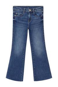 Mango Kids flared jeans blauw, Blauw