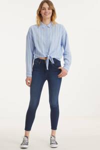 Tommy Jeans high waist skinny jeans 1bk dyn quincy db str, 1BK Dyn Quincy Db Str