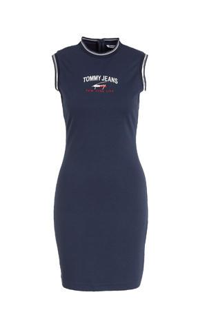 jurk met logo marine
