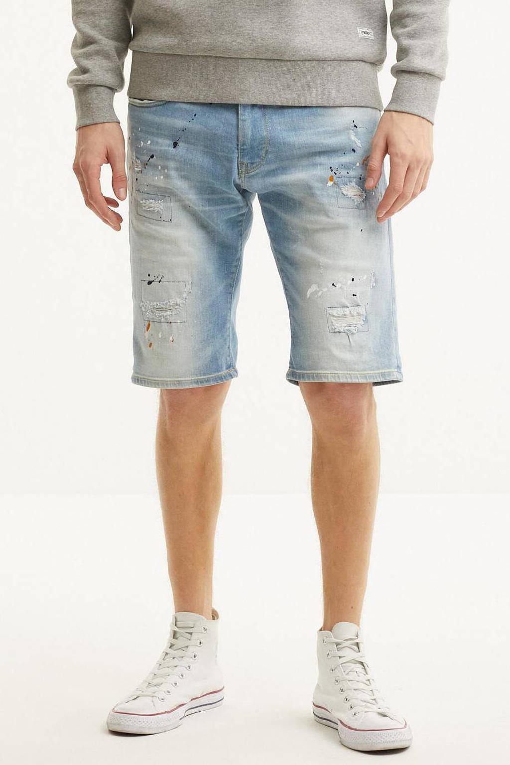 Petrol Industries regular fit jeans short Blaze light denim, Light denim