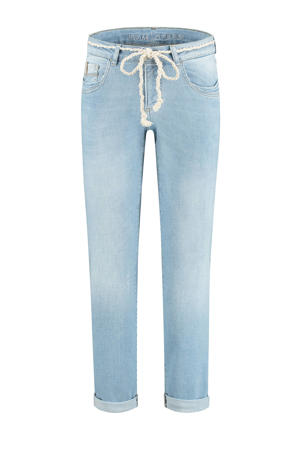 high waist boyfriend fit jeans Bobby d82 - light sky