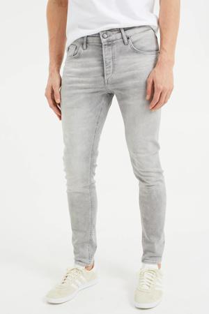 skinny jeans Blue Ridge bleach grey denim