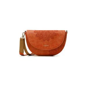 crossbody tas brique