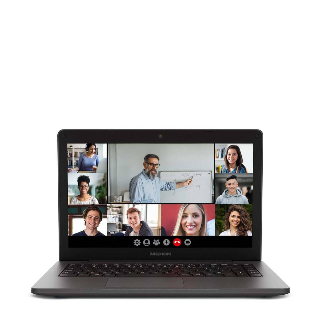 Medion E14409/MD62157 14 inch HD+ laptop, Zwart