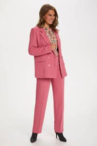 Saint Tropez blazer roze, Roze