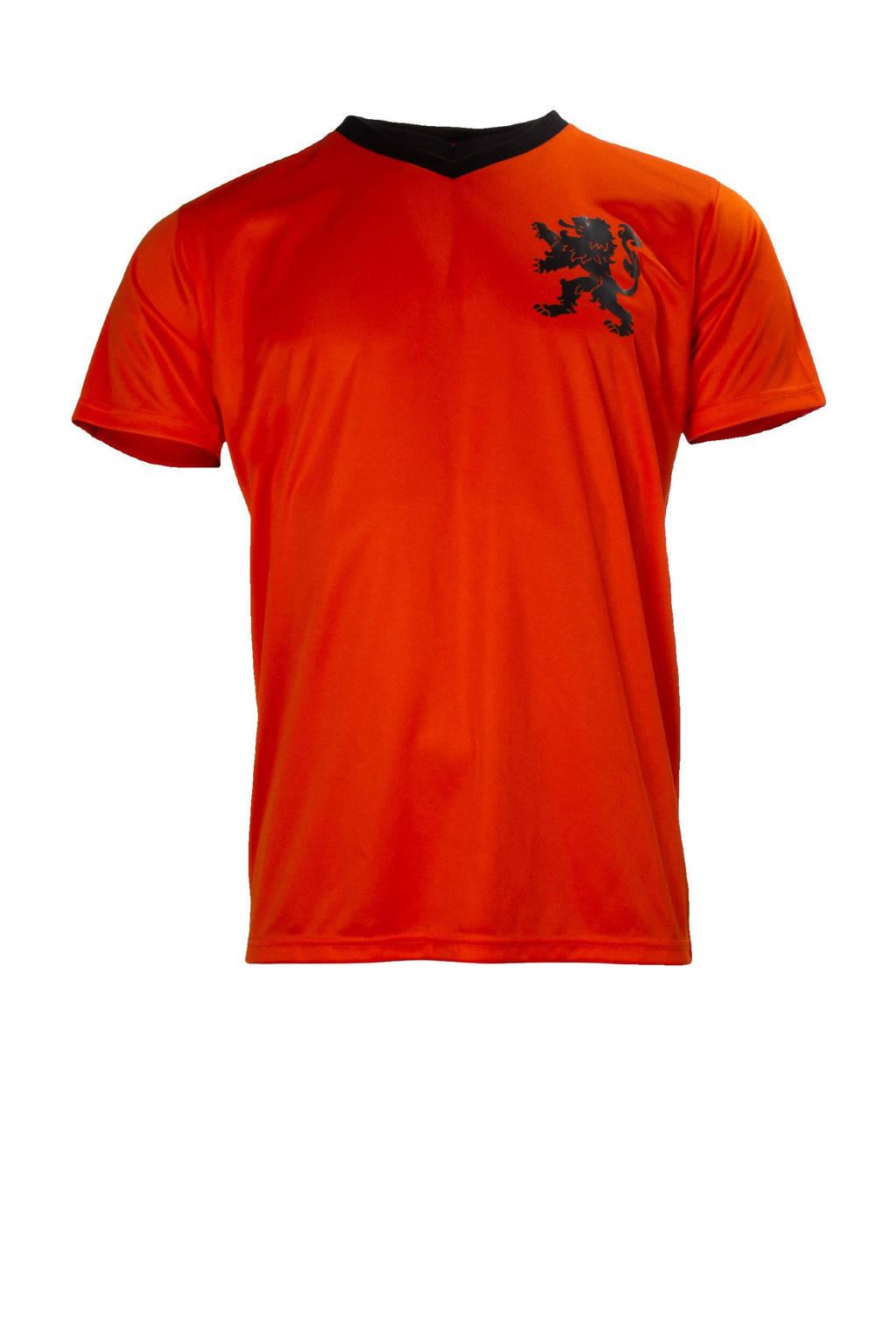 Rucanor unisex T-shirt oranje, Oranje