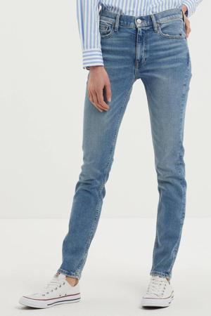 skinny jeans light denim